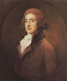 finh100-Thomas Gainsborough (The Earl of Darnley 1785)