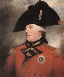 finh114-Werkstatt von Sir William Beechey (King George III 1809)